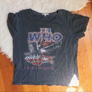 The Who - Tee